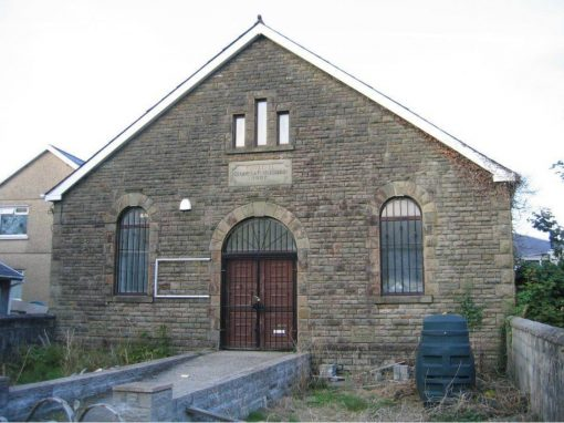 Former English Congregational Church, Ystradgynlais