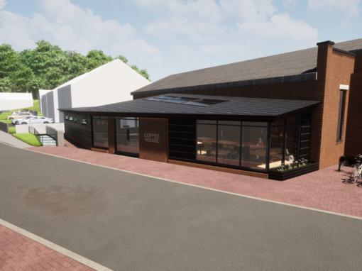 Coffee House, Peniel Pentecostal, Glynneath